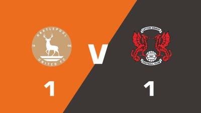 Highlights: Hartlepool United vs Leyton Orient