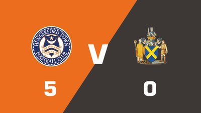 Highlights: Hungerford Town vs St Albans City