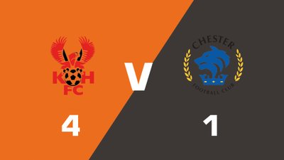 Highlights: Kidderminster Harriers vs Chester