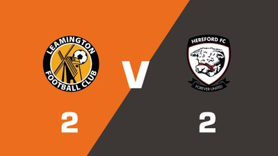 Highlights: Leamington vs Hereford