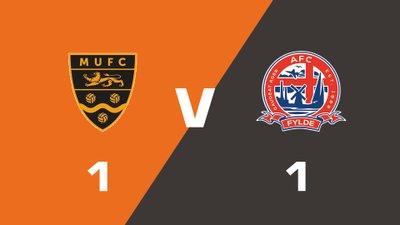 Highlights: Maidstone United vs AFC Fylde