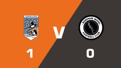 Highlights: Maidenhead United vs Boreham Wood