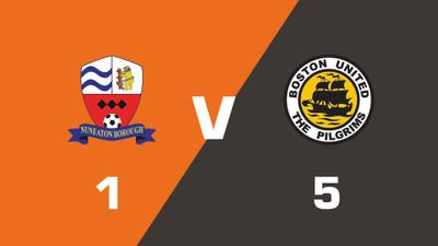 Highlights: Nuneaton Borough vs Boston United