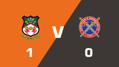 Highlights: Wrexham vs Dagenham & Redbridge