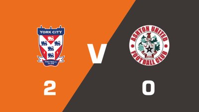 Highlights: York City vs Ashton United