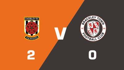 Highlights: Chorley vs Brackley Town