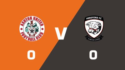 Highlights: Ashton United vs Hereford