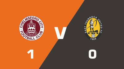 Highlights: Chelmsford City vs East Thurrock United