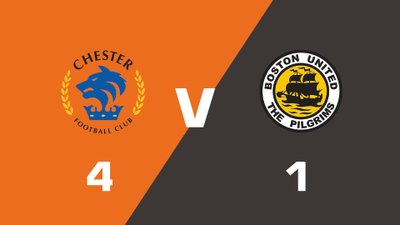 Highlights: Chester vs Boston United
