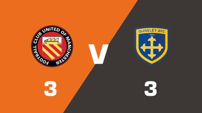 Highlights: FC United Of Manchester vs Guiseley