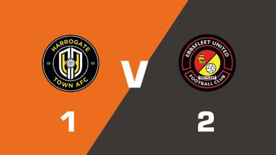 Highlights: Harrogate Town vs Ebbsfleet United