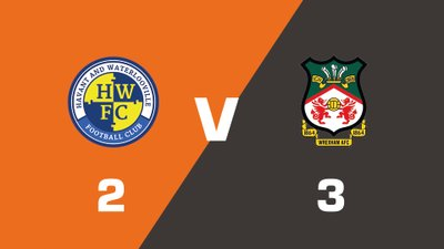 Highlights: Havant & Waterlooville vs Wrexham