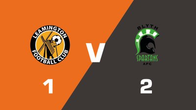 Highlights: Leamington vs Blyth Spartans