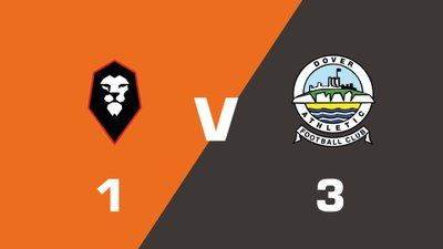 Highlights: Salford City vs Dover Athletic