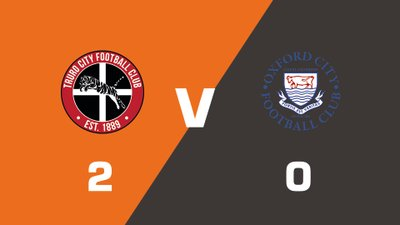 Highlights: Truro City vs Oxford City