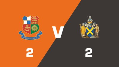 Highlights: Wealdstone vs St Albans City