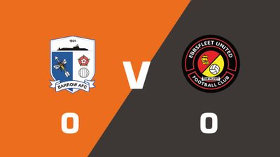 Highlights: Barrow vs Ebbsfleet United