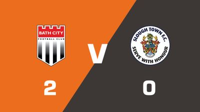 Highlights: Bath City vs Slough Town