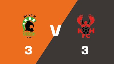 Highlights: Blyth Spartans vs Kidderminster Harriers