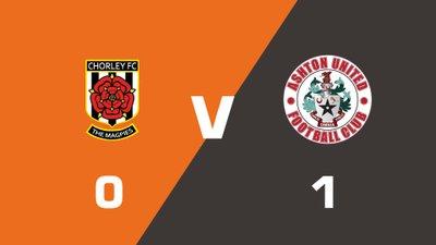 Highlights: Chorley vs Ashton United