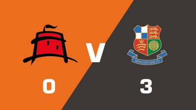 Highlights: Eastbourne Borough vs Wealdstone