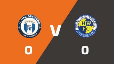 Highlights: FC Halifax Town vs Havant & Waterlooville