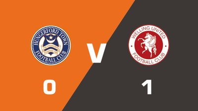 Highlights: Hungerford Town vs Welling United