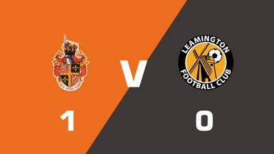 Highlights: Spennymoor Town vs Leamington