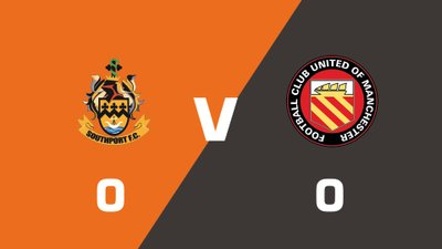 Highlights: Southport vs FC United Of Manchester