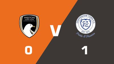 Highlights: Weston-super-Mare AFC vs Chippenham Town