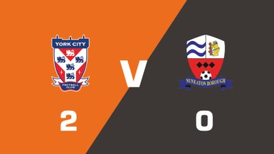 Highlights: York City vs Nuneaton Borough