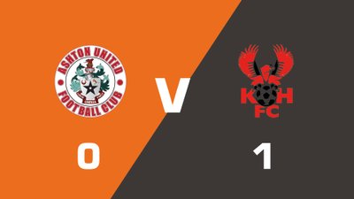 Highlights: Ashton United vs Kidderminster Harriers