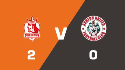 Highlights: Alfreton Town vs Ashton United