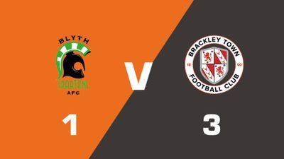 Highlights: Blyth Spartans vs Brackley Town