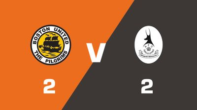 Highlights: Boston United vs AFC Telford United