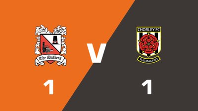 Highlights: Darlington vs Chorley