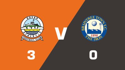 Highlights: Dover Athletic vs Braintree Town