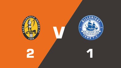 Highlights: East Thurrock United vs Billericay Town