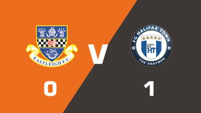 Highlights: Eastleigh vs FC Halifax Town
