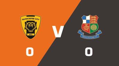 Highlights: Gloucester City vs Wealdstone