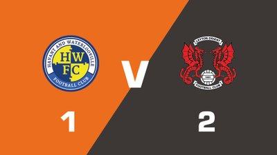 Highlights: Havant & Waterlooville vs Leyton Orient