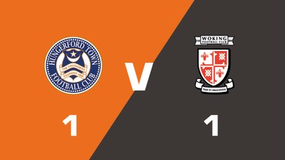 Highlights: Hungerford Town vs Woking