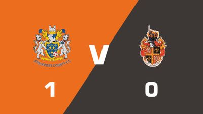 Highlights: Stockport County vs Spennymoor Town
