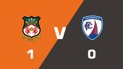 Highlights: Wrexham vs Chesterfield