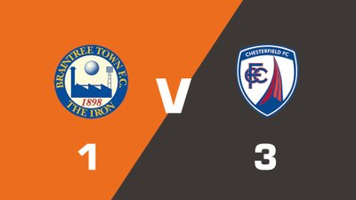 Highlights: Braintree Town vs Chesterfield