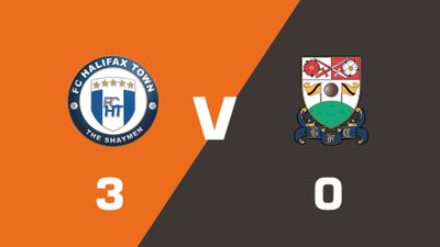 Highlights: FC Halifax Town vs Barnet