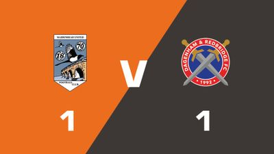 Highlights: Maidenhead United vs Dagenham & Redbridge