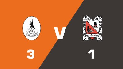 Highlights: AFC Telford United vs Darlington
