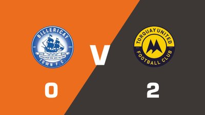 Highlights: Billericay Town vs Torquay United