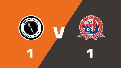 Highlights: Boreham Wood vs AFC Fylde